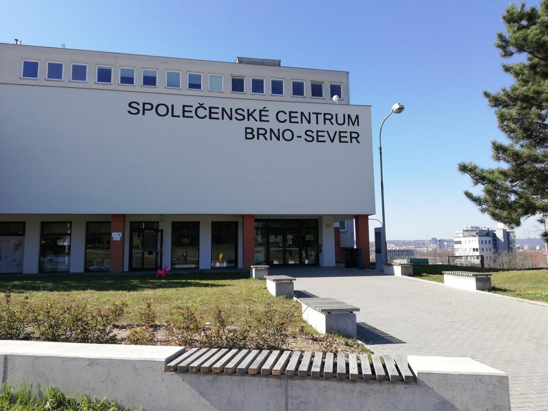 Společenské centrum Brno-sever, Lesná